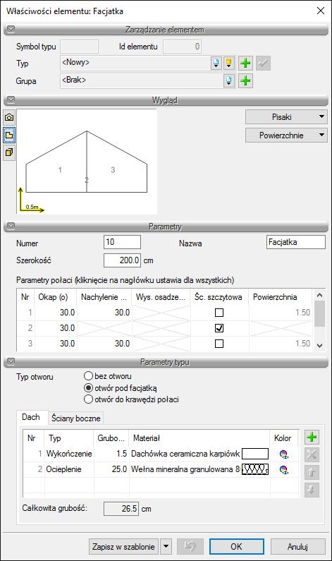 ArCADia-Architektura - projektowanie dachu